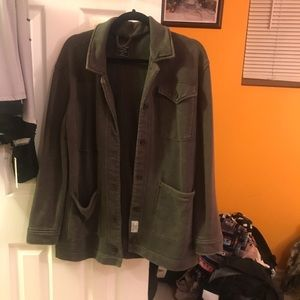 NWOT Abercrombie & Fitch Jacket